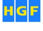 HGF Halmstads Gummifabrik logotyp