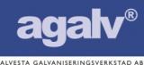 Alvesta Galvaniseringsverkstad AB logotyp