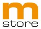 mStore AB logotyp