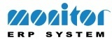 Monitor ERP System AB logotyp