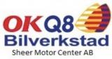 Sheer Motor Center AB / OK Q8 Bilverkstad logotyp