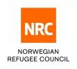 NRC Flyktinghjälpen logotyp