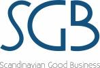 Scandinavian Good Business AB logotyp