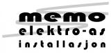 Memo Elektro Installasjon AS logotyp