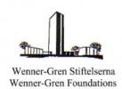 Wenner-Gren Stiftelserna logotyp