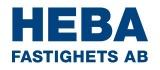 HEBA Fastighets AB logotyp
