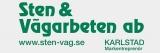 Sten & Vägarbeten AB logotyp