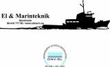El & Marinteknik AB logotyp
