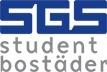 SGS Studentbostäder logotyp