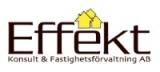 Effekt konsult- & fastighetsörvaltning logotyp