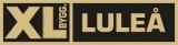 XL-BYGG Luleå logotyp