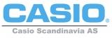 Casio logotyp