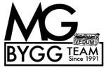 MG Bygg logotyp