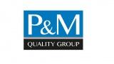 P&M Quality Group logotyp