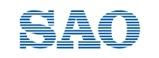 SAO AB logotyp