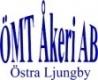 ÖMT Åkeri AB logotyp