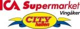 ICA Supermarket Cityhallen logotyp