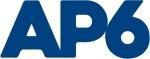 Sjätte AP-fonden logotyp