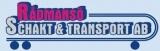 Rådmansö Schakt och logotyp