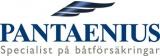 Pantaenius AB logotyp