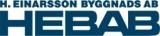 H.Einarsson Byggnads AB logotyp