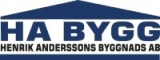 Henrik Anderssons Byggnads AB logotyp
