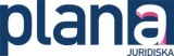 Plana Juridiska logotyp