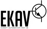 ElKraft automation väst AB logotyp