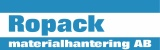 Ropack Materialhantering AB logotyp