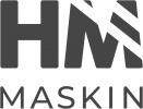 HM Maskin logotyp
