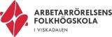 Arbetarrörelsens Folkhögskola i Viskadalen logotyp