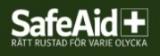 Safeaid AB logotyp