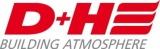 D+H Sverige logotyp