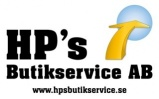 HP´s Butikservice AB logotyp