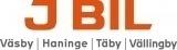 J Bil AB logotyp