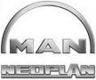Neoplan Väst AB logotyp