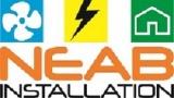 NEAB Installation logotyp