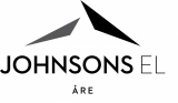 Johnsons i Åre El AB logotyp