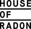 House of Radon logotyp