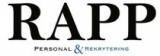 RAPP PersonalOptimering & Rekrytering AB logotyp