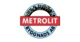 Metrolit Byggnads AB logotyp