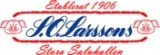 S R Larsson Charkuteri AB logotyp