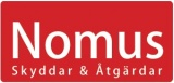 Nomus AB logotyp