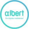 Hej Albert logotyp