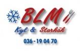 BLM Kyl & Storkök AB logotyp