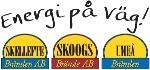 Skelleftebränslen logotyp