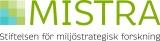 Mistra, Stiftelsen för miljöstrategisk forskning logotyp
