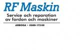 Rikard & Fredrik Maskin AB logotyp
