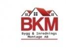 BKM BYGG & INRENINGSMONTAGE AB logotyp