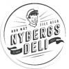 Nybergs Deli logotyp